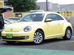VW ザ・ビートルデザイン 12セグメモリーナビBカメラLEDライトETCクル
