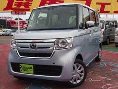 N BOXG・ホンダセンシング 届出済未使用車 LEDヘッドライト E