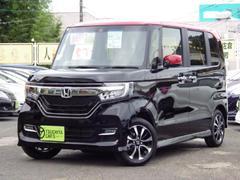 N BOXカスタムG・Lホンダセンシング 届出済未使用車 LEDヘッドライトB