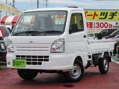 ミニキャブトラック4WD M 4WD 届出済未使用車 衝突軽減ブレーキ