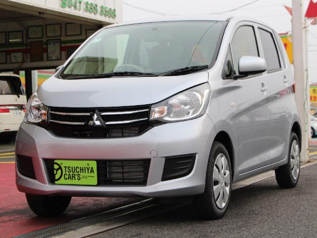 三菱 E 届出済未使用車 キーレス シートヒーター