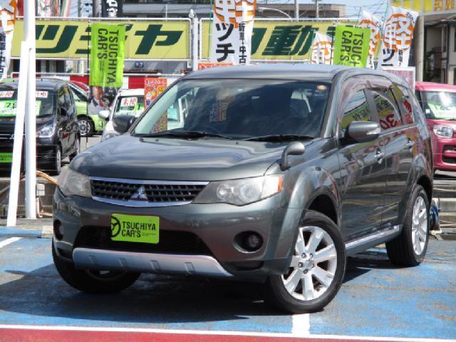 三菱 4WD G ロックフォード HDDナビBカメラHIDキーフリ