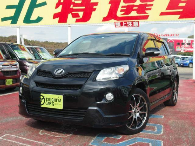 トヨタ 150G 12セグHDDナビHIDキーフリー社外アルミ