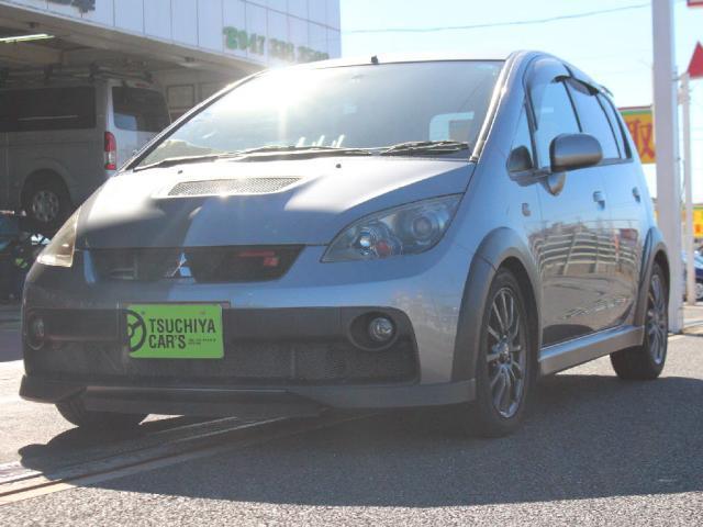 三菱 ラリーアートバージョンR 1オーナー5速MTレカロシートHI