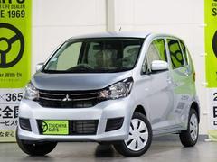 eKワゴンE 届出済未使用車 キーレス 電動格納ミラー シートヒーター