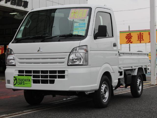 三菱 M 届出済未使用車 エアコン パワステ