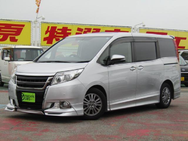 トヨタ Gi サンルーフ レザーシート フリップDモニター12セグM