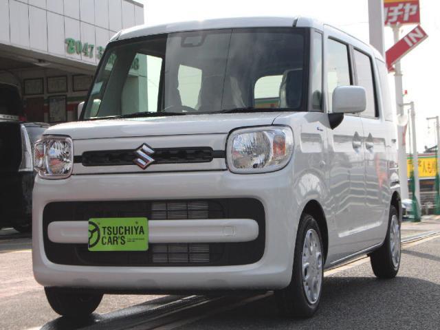 「スズキ」「スペーシア」「コンパクトカー」「千葉県」の中古車
