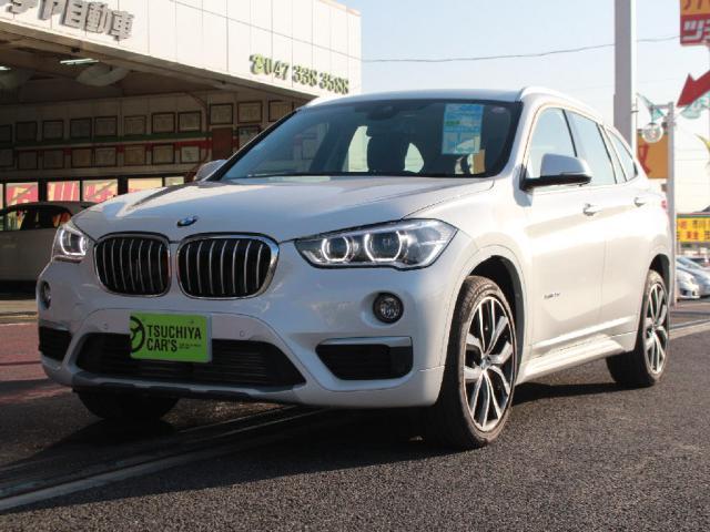 BMW X1 xDrive18d xライン アドバンスドセ-フティコンフォ