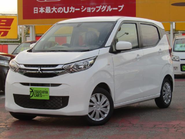 三菱 M 届出済未使用車 キーレス ベンチシート