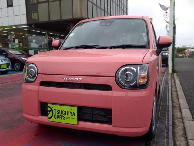 ダイハツ GリミテッドSA3 キ-フリ- LEDライト スマ-トアシス