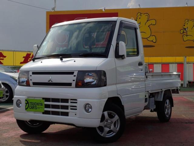 三菱 ミニキャブトラック VX-SE 4WD 5速マニュアル ETC