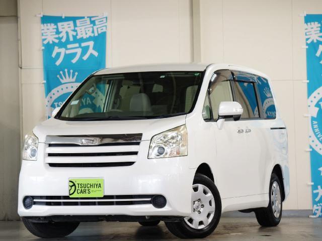 トヨタ ノア Xスマートエディション 地デジHDDナビBカメラ両AドアHI