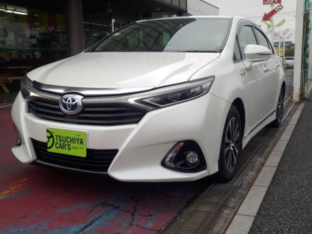 トヨタ G 禁煙車12セグHDDナビBカメラLEDライト キーフリー