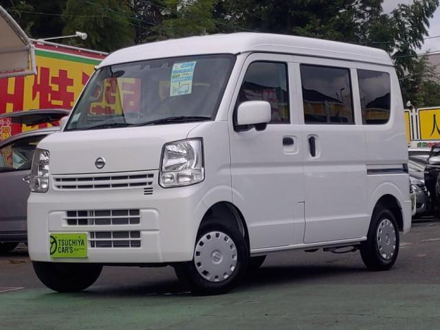 日産 GX ハイルーフ 新車未登録車 キーレス衝突軽減BプライバシーG
