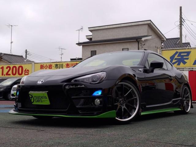 トヨタ GT KUHLエアロ19inAW車高調12セグHDナビBカメHID