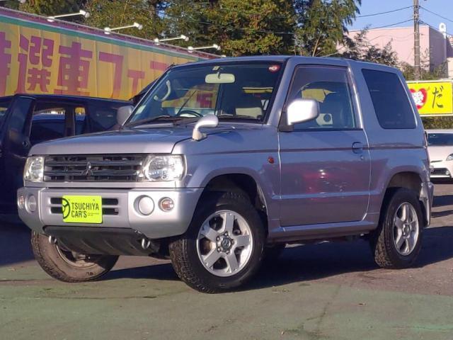 三菱 XR キーレス 4WD
