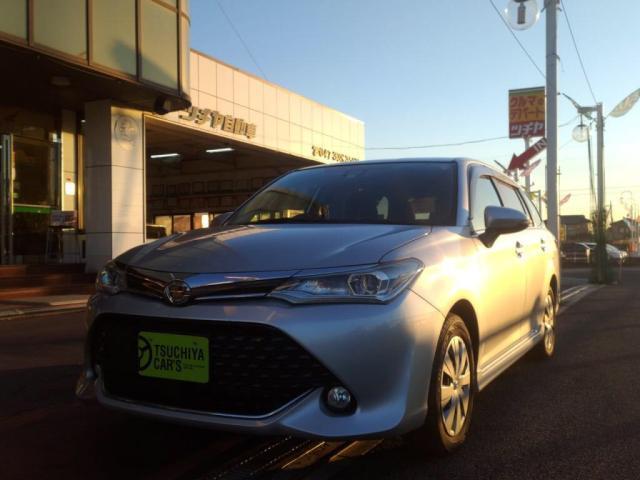 トヨタ 1.5G エアロツアラー 禁煙車12セグMナビLEDライト衝突軽減BキーフリーETC