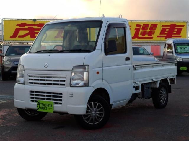 スズキ KC 4WD 5速マニュアル