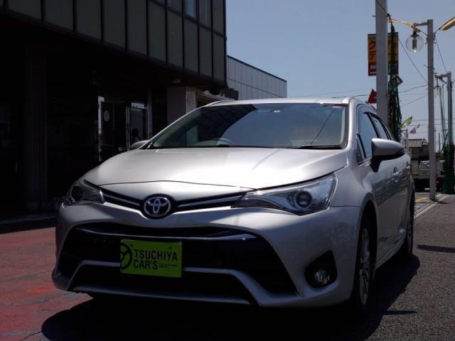 トヨタ Xi 1オーナー禁煙車HIDキーフリーETC衝突軽減ブレーキ