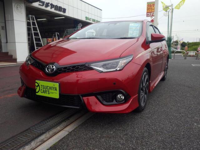 トヨタ オーリス RS 1オーナー禁煙車 地デジMナビBカメラLEDライト衝突軽減B
