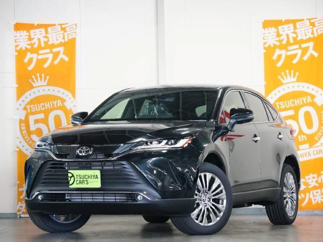 トヨタ Z 新車未登録 LEDライト全方位カメラ衝突軽減Bキーフリー