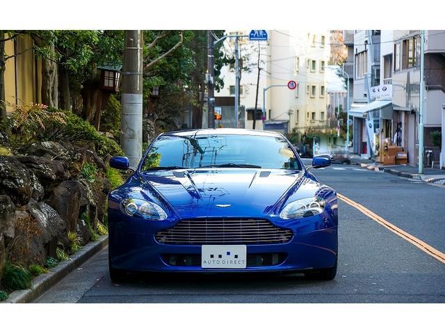 「アストンマーティン」「アストンマーティン V8ヴァンテージ」「クーペ」「東京都」の中古車2