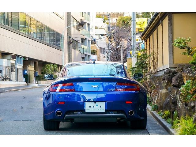 「アストンマーティン」「アストンマーティン V8ヴァンテージ」「クーペ」「東京都」の中古車5