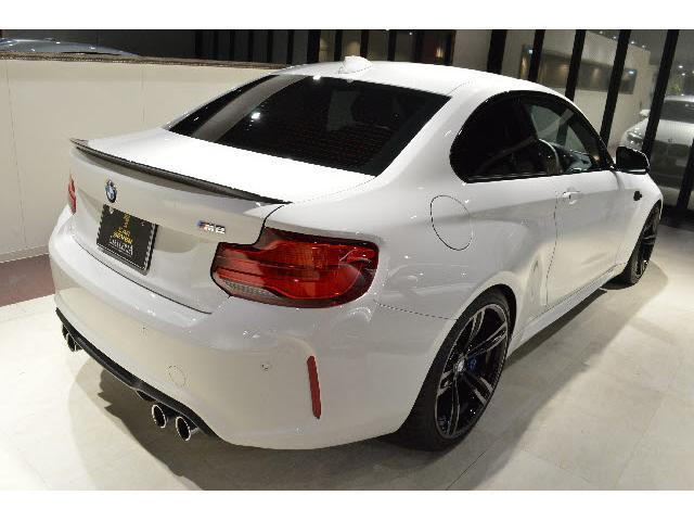 「BMW」「BMW M2」「クーペ」「東京都」の中古車4