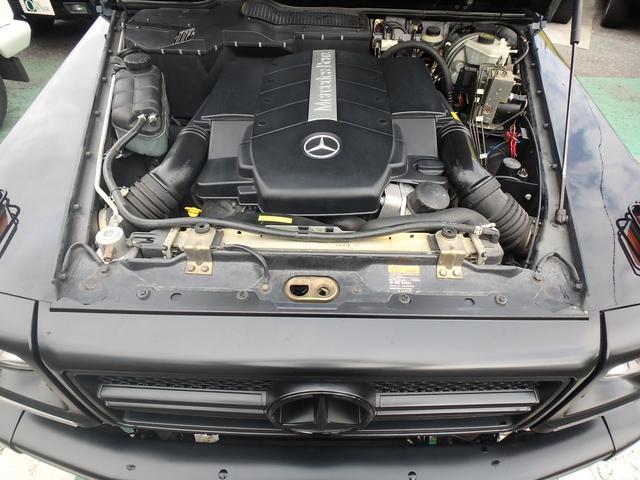 メルセデス・ベンツ M・ベンツ G500L ディーラー・カスタム車輌