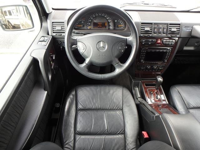 メルセデス・ベンツ M・ベンツ G320 ロングディーラー車
