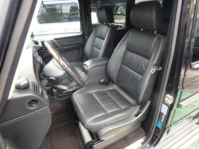 メルセデス・ベンツ M・ベンツ G500Lクラシック25限定車 ディーラー