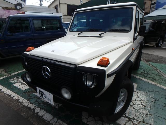 「メルセデスベンツ」「ゲレンデヴァーゲン」「SUV・クロカン」「東京都」の中古車4