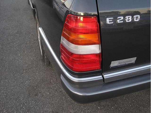 メルセデス・ベンツ M・ベンツ E280ステーションワゴン サンルーフ ゼブラウッド ETC