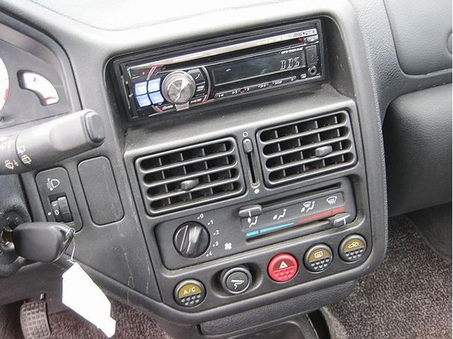 S16 ディーラー車 Dレカロシート ラリーホイール 5MT(10枚目)