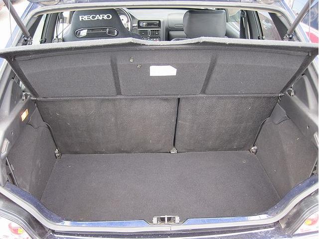 S16 ディーラー車 Dレカロシート ラリーホイール 5MT(18枚目)