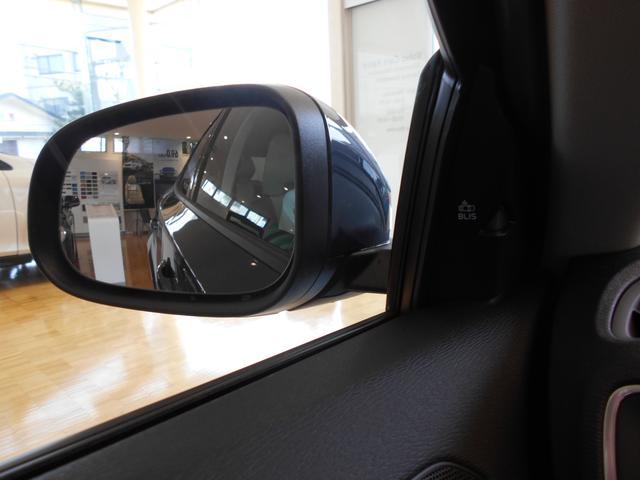 死角の情報を提供しドライバーに注意を促すBLIS