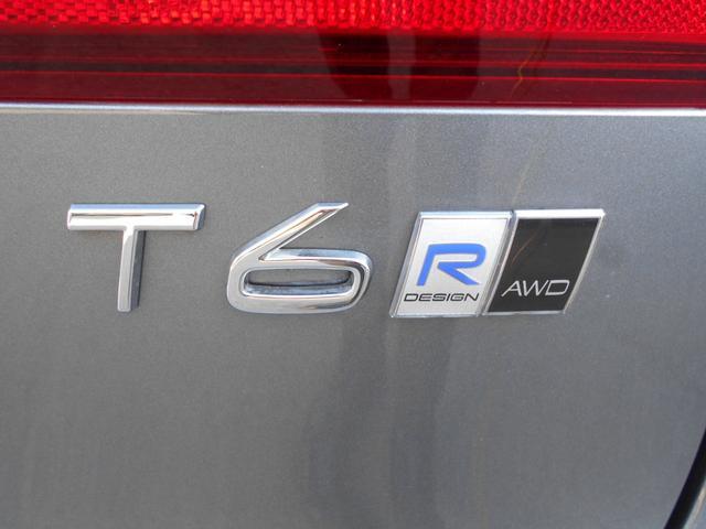 ボルボ ボルボ V90 T6 AWD Rデザイン