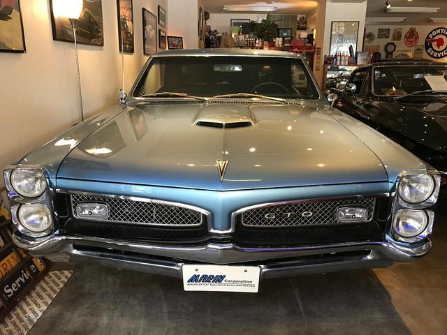 ポンテアック ポンテアック GTO HARDTOP  AT 6.5L