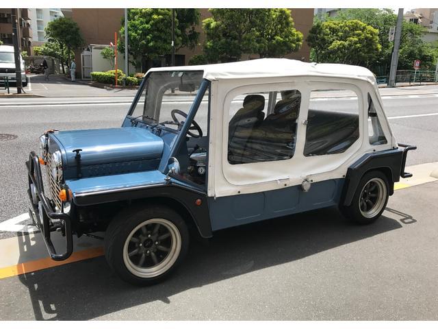 「その他」「MINIモーク」「SUV・クロカン」「東京都」の中古車3