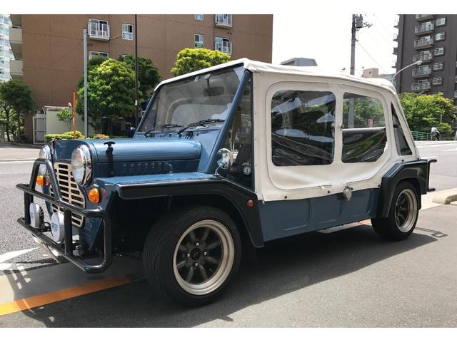 「その他」「MINIモーク」「SUV・クロカン」「東京都」の中古車4
