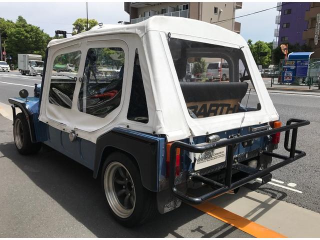 「その他」「MINIモーク」「SUV・クロカン」「東京都」の中古車7