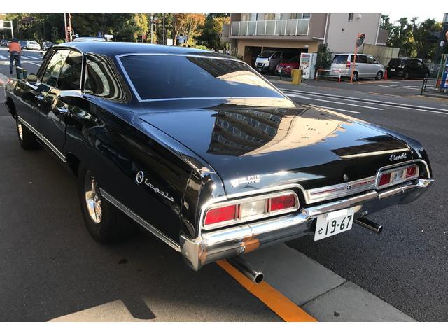 「シボレー」「シボレーインパラ」「クーペ」「東京都」の中古車5