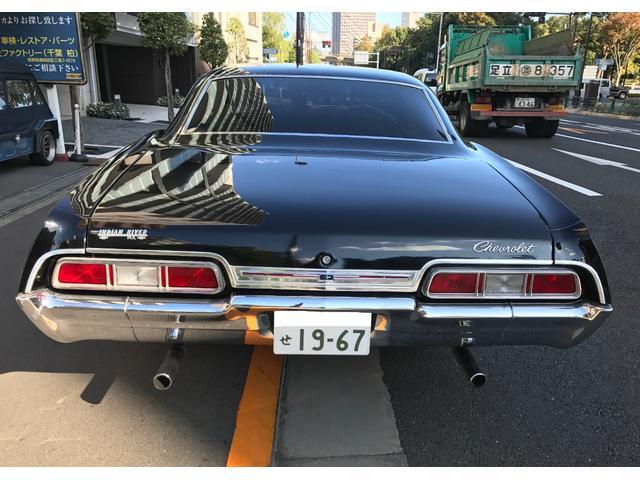 「シボレー」「シボレー インパラ」「クーペ」「東京都」の中古車6