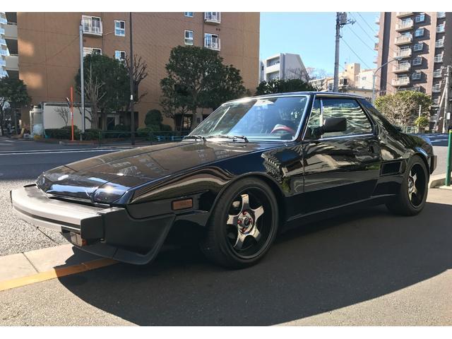 「その他」「X1/9」「クーペ」「東京都」の中古車4