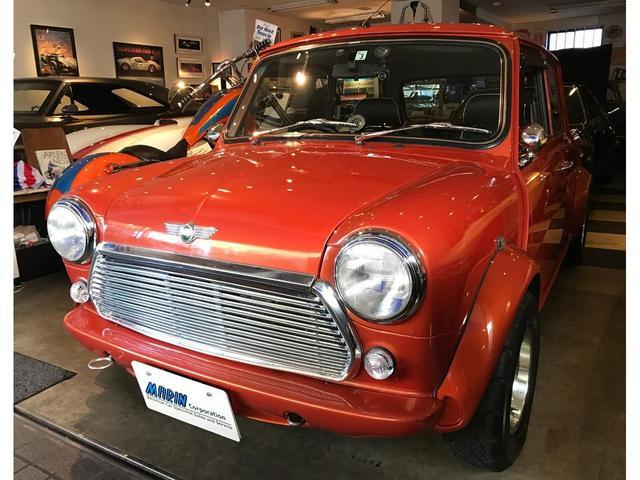 「ローバー」「MINI」「セダン」「東京都」の中古車9