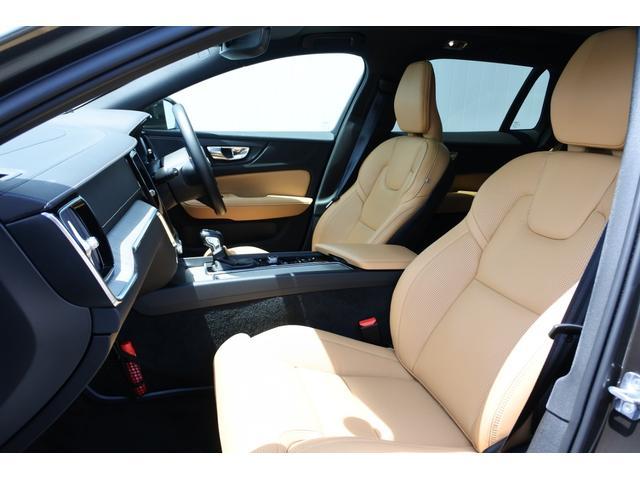 クロスカントリー T5 AWD プロ キャメルナッパレザーシート シートヒーター シートクーラー マッサージ チルトアップ機構付パノラマガラスサンルーフ 9インチSENSUSナビ 安全支援機能 運転支援機能(9枚目)
