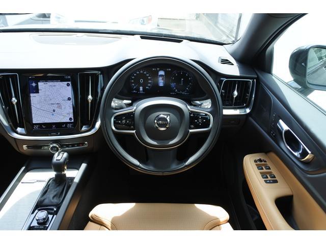 クロスカントリー T5 AWD プロ キャメルナッパレザーシート シートヒーター シートクーラー マッサージ チルトアップ機構付パノラマガラスサンルーフ 9インチSENSUSナビ 安全支援機能 運転支援機能(18枚目)