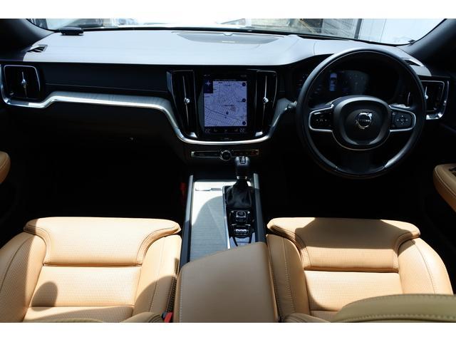 クロスカントリー T5 AWD プロ キャメルナッパレザーシート シートヒーター シートクーラー マッサージ チルトアップ機構付パノラマガラスサンルーフ 9インチSENSUSナビ 安全支援機能 運転支援機能(19枚目)
