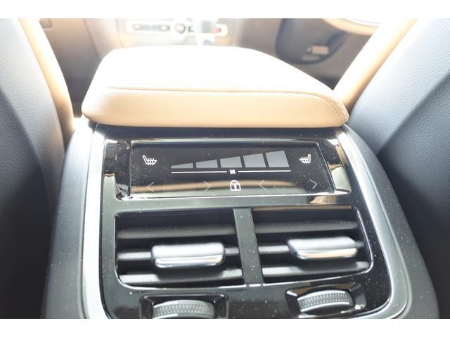 クロスカントリー T5 AWD プロ キャメルナッパレザーシート シートヒーター シートクーラー マッサージ チルトアップ機構付パノラマガラスサンルーフ 9インチSENSUSナビ 安全支援機能 運転支援機能(29枚目)